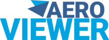 Aeroviewer Brand logo
